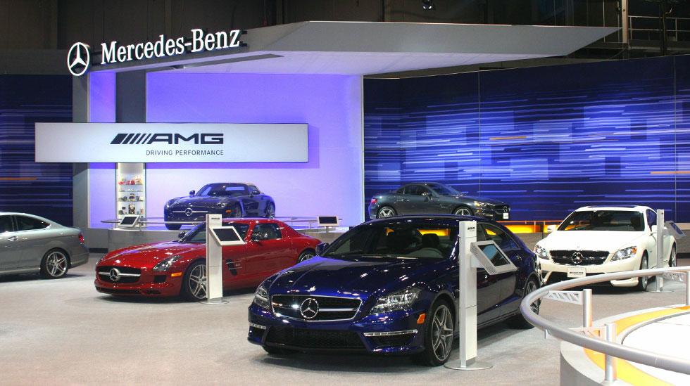 Mercedes Benz Chicago Auto Show Gallery 006 GO