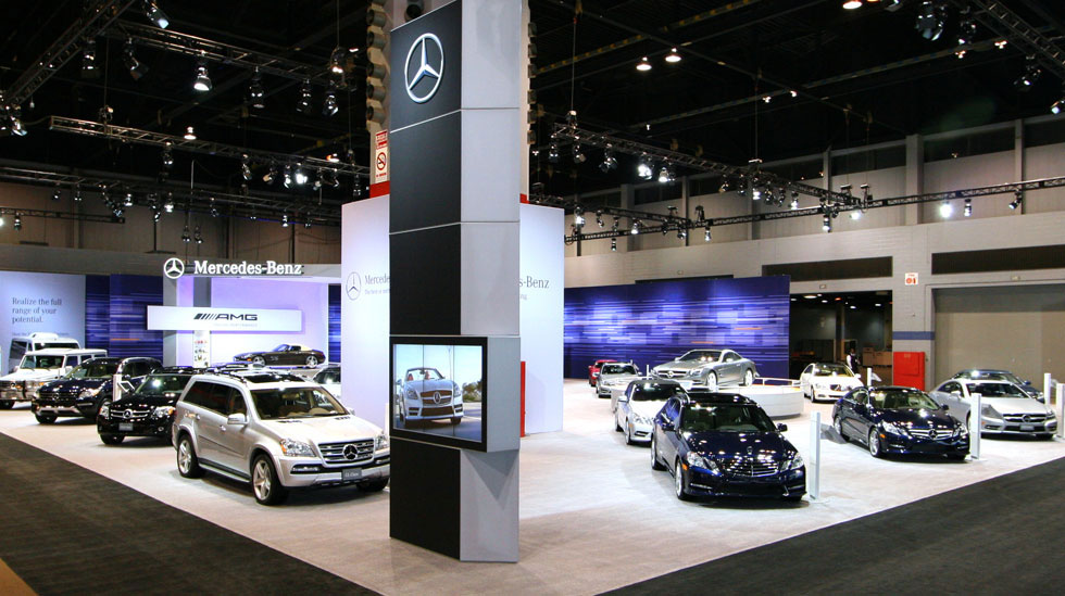 Mercedes Benz Chicago Auto Show Gallery 009 GO
