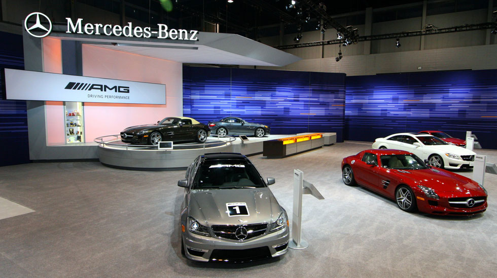 Mercedes Benz Chicago Auto Show Gallery 012 GO