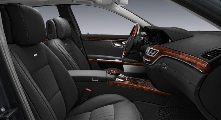 Mercedes Benz 11 S600 Black