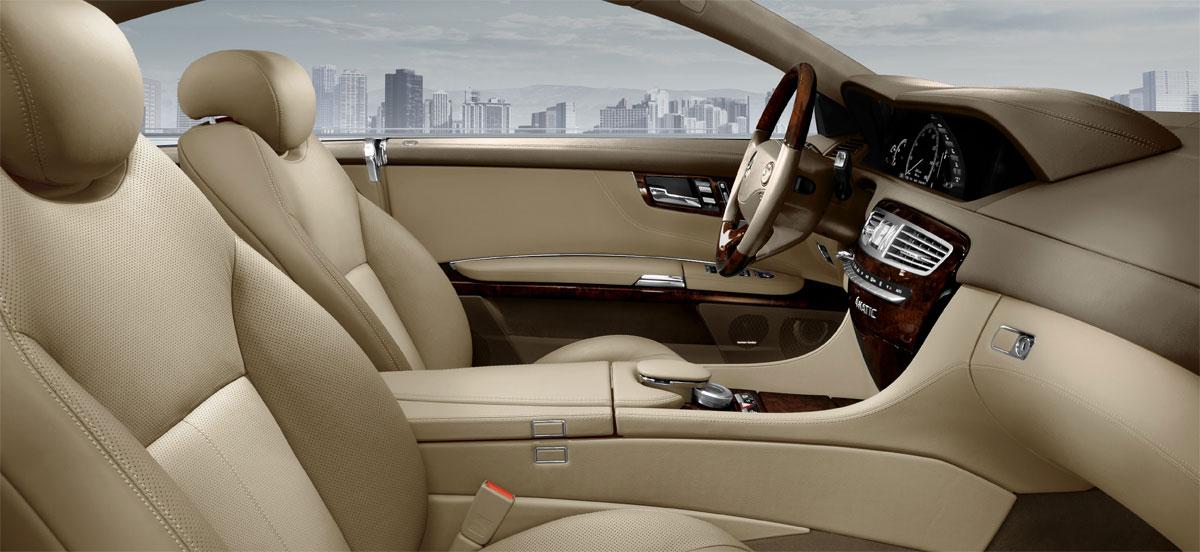 Mercedes Benz 2013 CL Class CL550 PremiumLeather 814 731