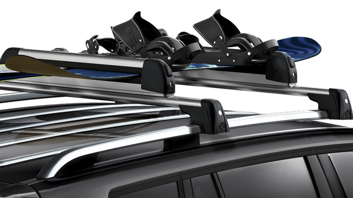 Mercedes benz accessories roof rack for Mercedes benz roof rails