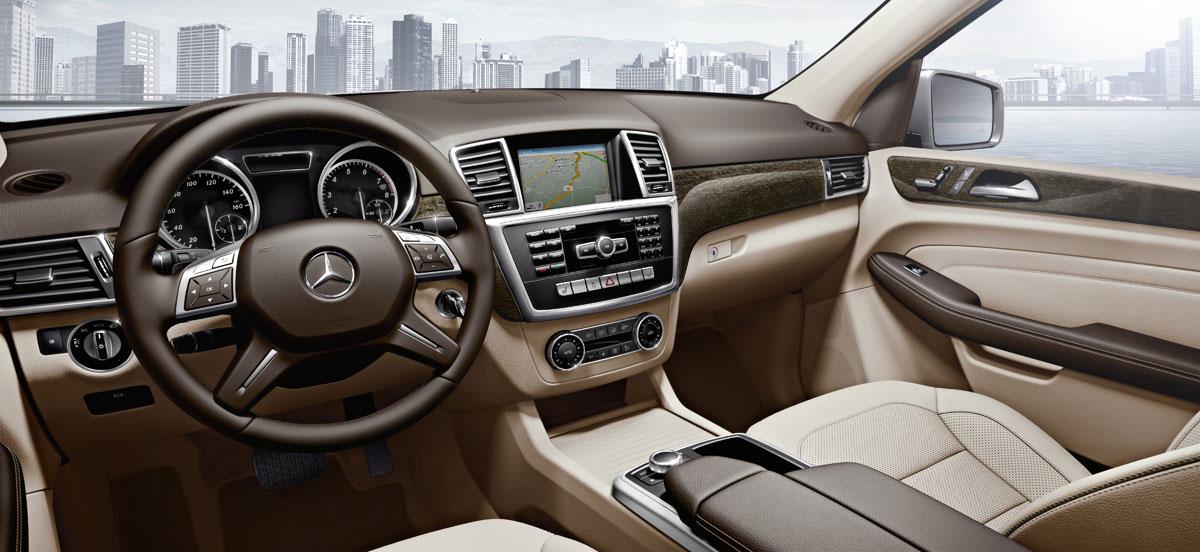 Mercedes benz ml 350 parts accessories for Mercedes benz ml accessories