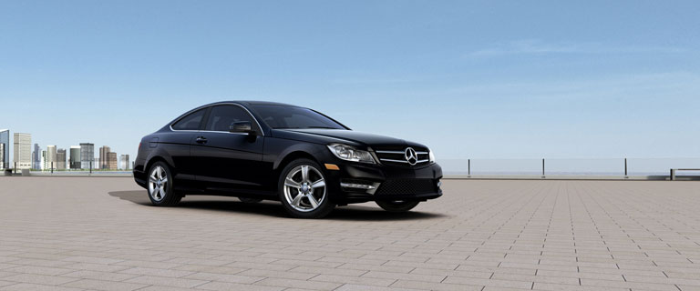 Mercedes Benz 2014 C CLASS C250 COUPE BACKGROUND BYO T 01