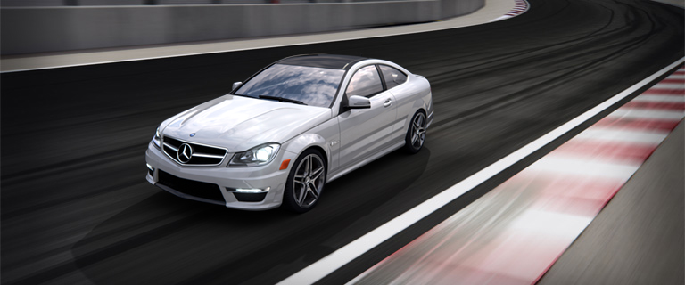 Mercedes Benz 2014 C CLASS C63 COUPE BACKGROUND BYO T 01