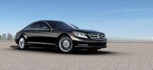Mercedes Benz 2014 CL CLASS CL600 COUPE BACKGROUND BTN 01