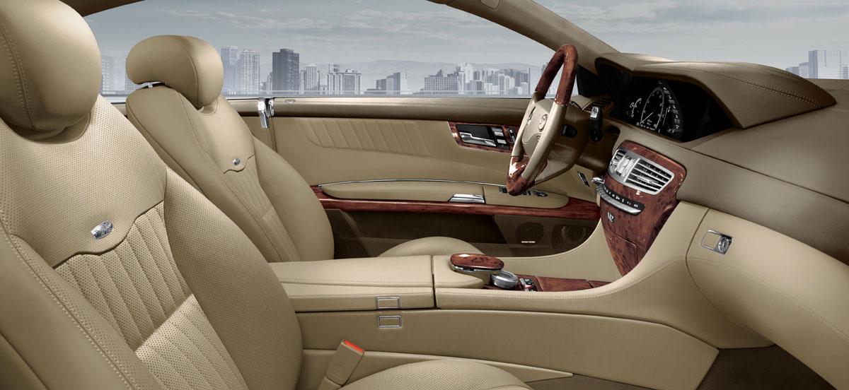 Mercedes Benz 2014 CL CLASS CL600 EXCLUSIVELEATHER 534 H18 01