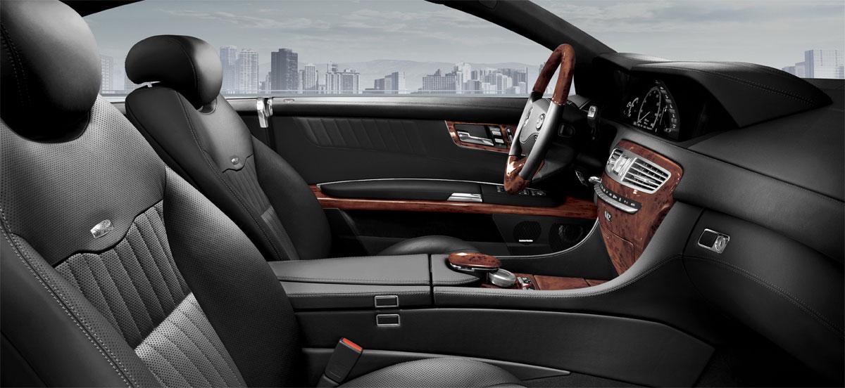 Mercedes Benz 2014 CL CLASS CL65 EXCLUSIVELEATHER 531 H18 01