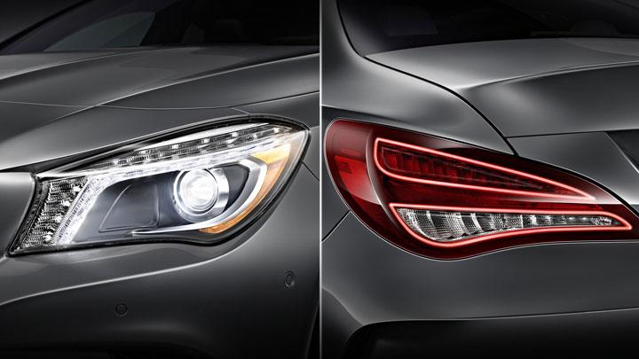2015 Mercedes Benz Cla250 Colors