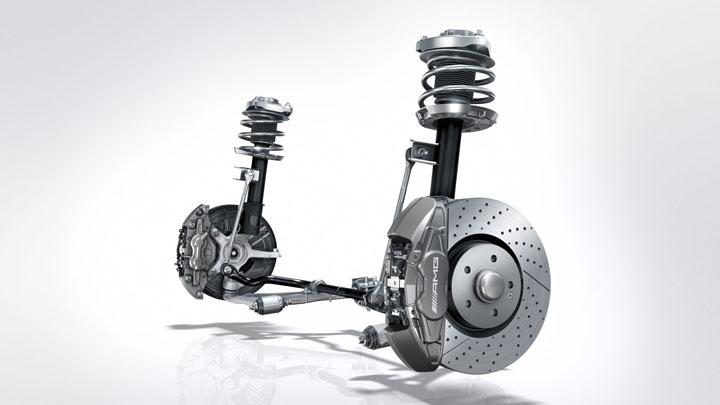 AMG Performance Suspension