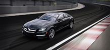 Mercedes Benz 2014 CLS CLASS CLS63 COUPE BACKGROUND BTN 01