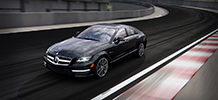 Mercedes Benz 2014 CLS CLASS CLS63S COUPE BACKGROUND BTN 01