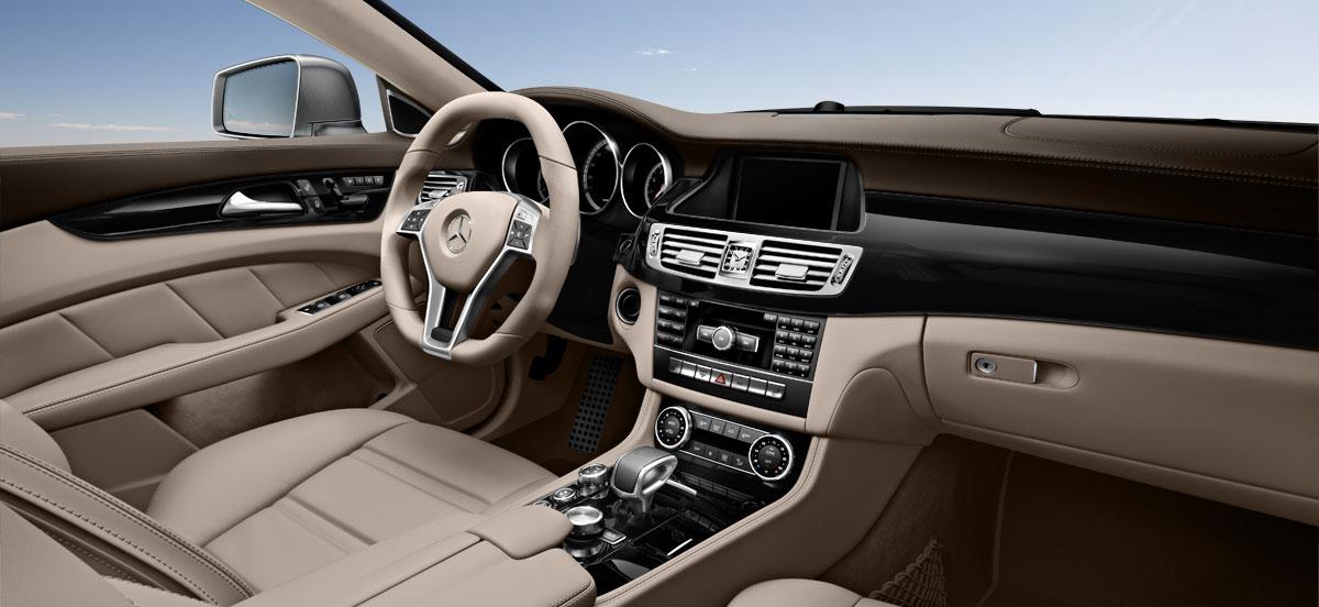 Mercedes Benz 2014 CLS CLASS CLS63S COUPE 805 H21 01