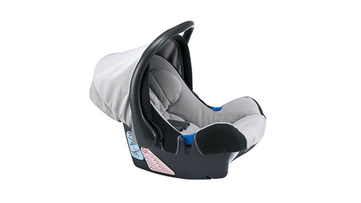 """BabySafe Plus"" infant seat"