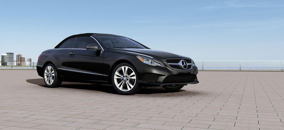 Mercedes Benz 2014 E CLASS E350 CABRIOLET BACKGROUND 01