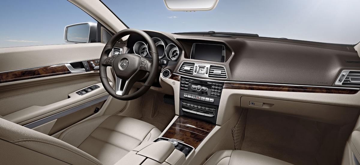 Mercedes Benz 2014 E CLASS E350 CABRIOLET 215 H14 01