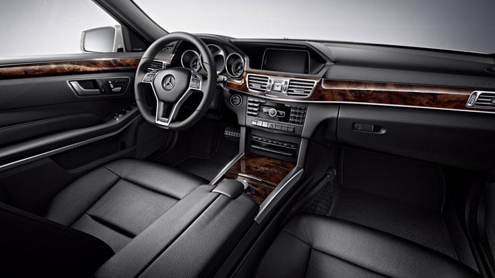 Sport interior trim and detailing