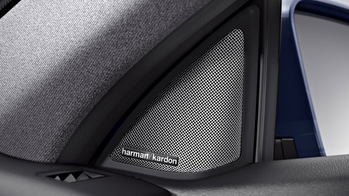 harman/kardon LOGIC7� surround-sound system with Dolby Digital 5.1