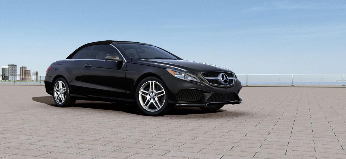 Mercedes Benz 2014 E CLASS E550 CABRIOLET BACKGROUND 01