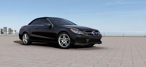 Mercedes Benz 2014 E CLASS E550 CABRIOLET BACKGROUND BTN 01