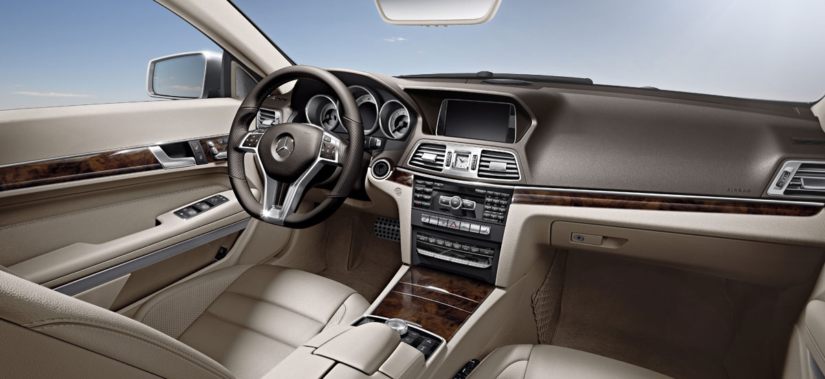 Mercedes Benz 2014 E CLASS E550 CABRIOLET 215 H14 01
