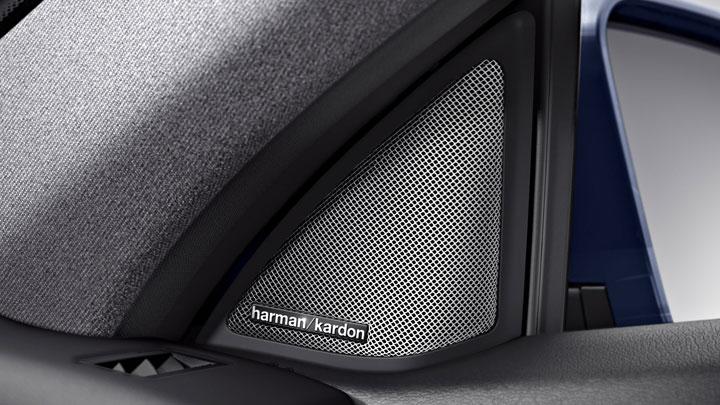 harman/kardon LOGIC7� surround-sound system with Dolby Digital 5.1