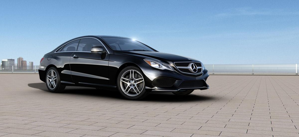 Mercedes Benz 2014 E CLASS E550 COUPE BACKGROUND 01