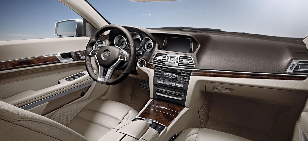 Mercedes Benz 2014 E CLASS E550 COUPE 215 H14 01