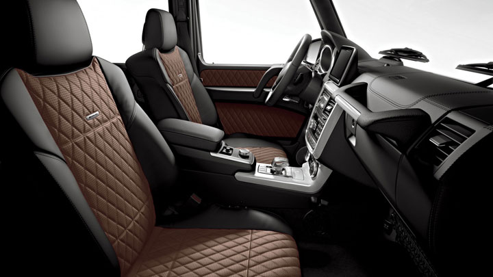 designo Exclusive Leather Package