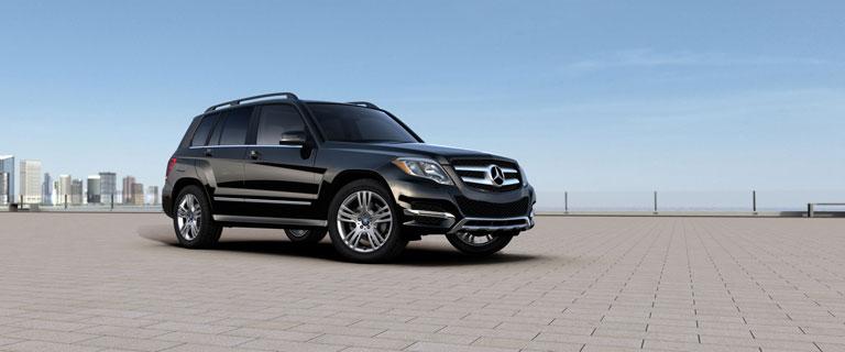 Mercedes Benz 2014 GLK CLASS GLK350 SUV BACKGROUND BYO T 01