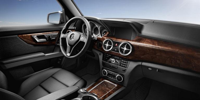 Mercedes Benz 2014 GLK CLASS GLK350 SUV MBTEX 121 731 BYO T 01
