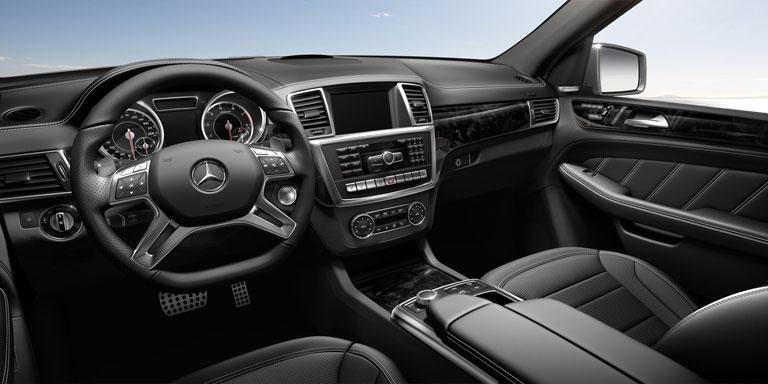 Mercedes Benz 2014 M CLASS ML63 AMG SUV X11 729 BYO T 01