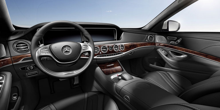 Mercedes Benz 2014 S CLASS S63 AMG SEDAN UPHOLSTERY 851 BYO T 01