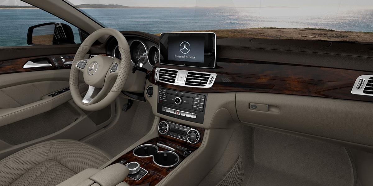 Mercedes Cls Interior 2015 Mercedes Benz Cls 63 g 18