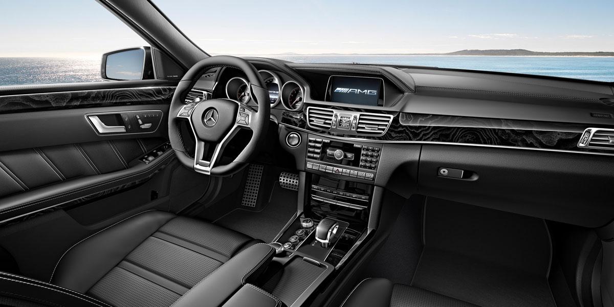 Mercedes Benz 2015 E CLASS E63 AMG S SEDAN 821 BYO D 01