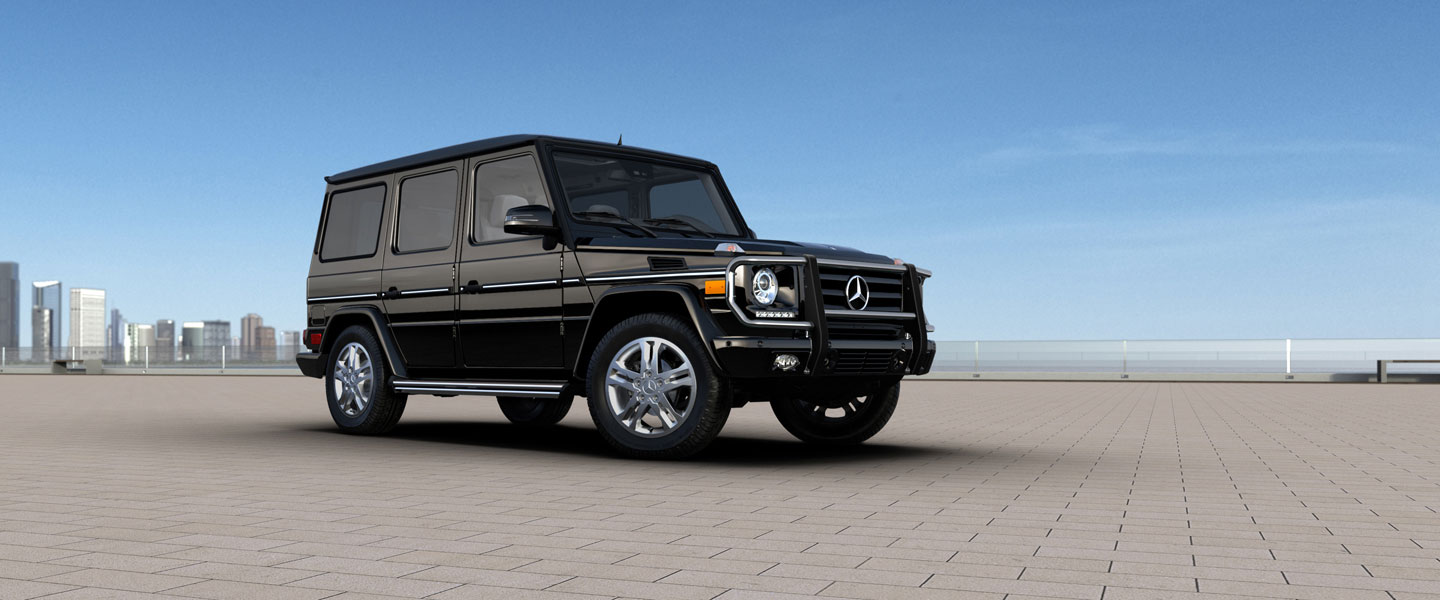 Mercedes Benz 2015 G CLASS G550 SUV BACKGROUND BYO D 01