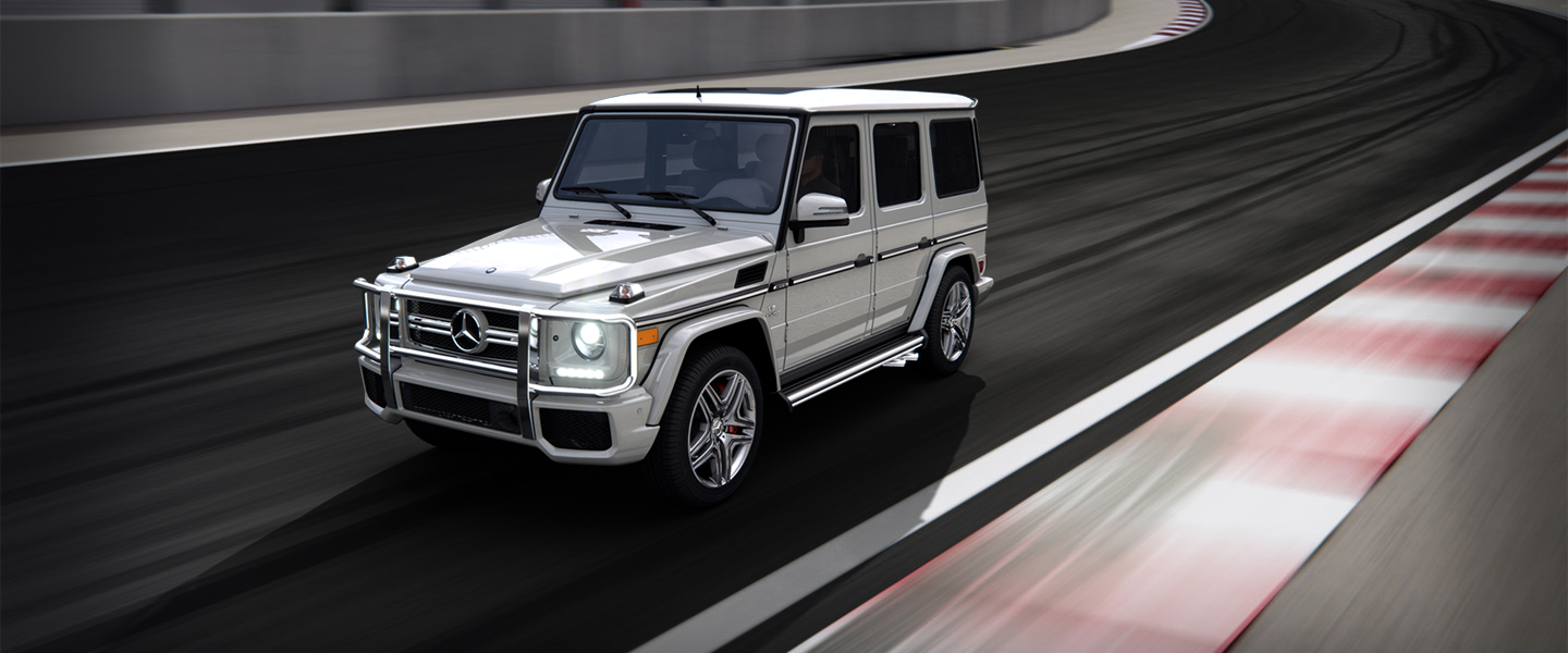 Mercedes Benz 2015 G CLASS G63 SUV BACKGROUND BYO D 01