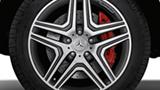 Mercedes Benz 2015 G CLASS G63 SUV WHEEL THUMBNAIL R10 D