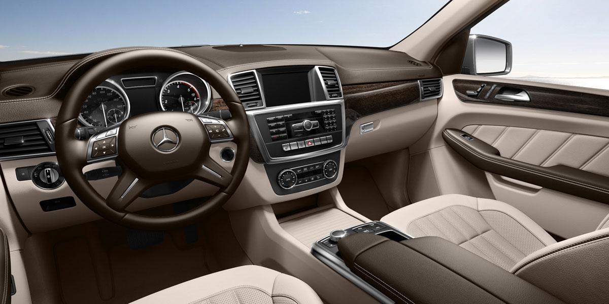 Mercedes Benz 2015 GL CLASS GL350 BLUETEC SUV MBTEX 105 BYO D 01