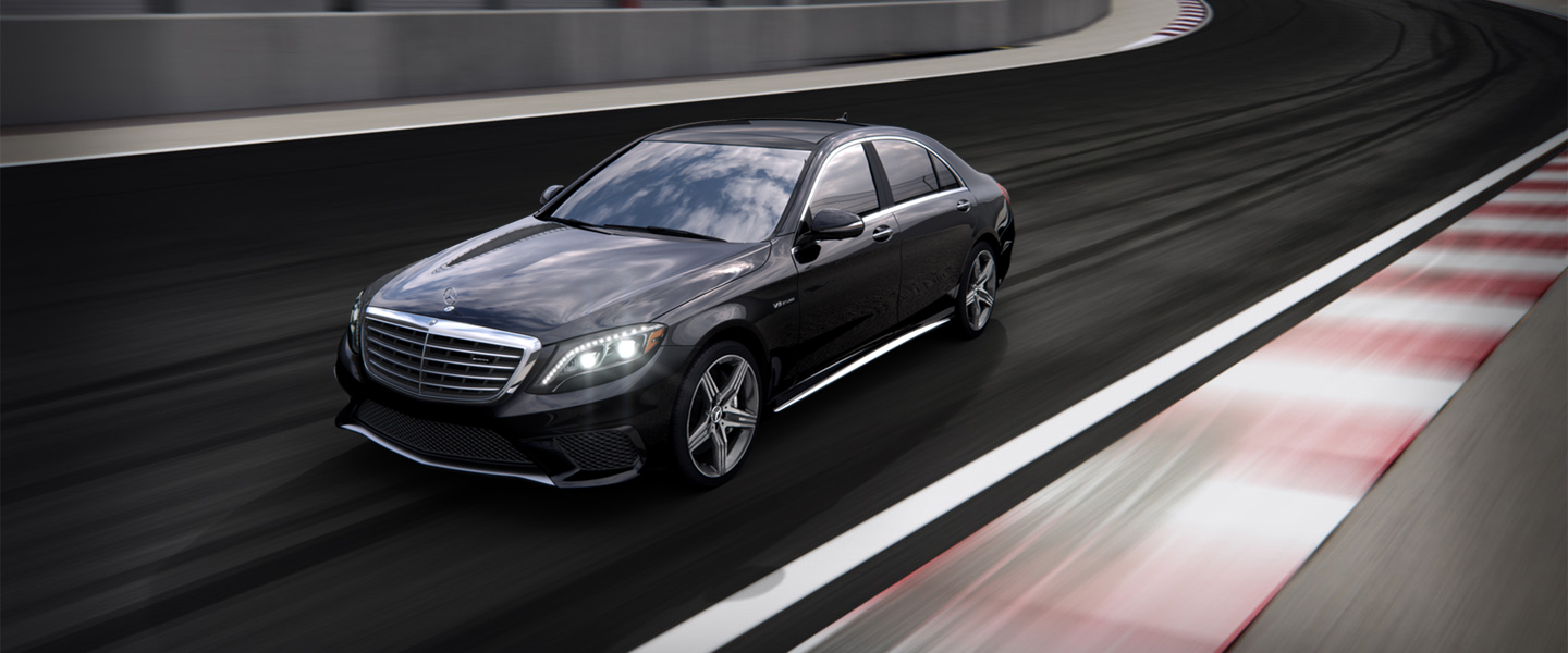 Mercedes Benz 2015 S CLASS S63 SEDAN BACKGROUND BYO D 01