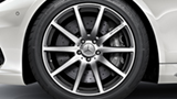 Mercedes Benz 2015 S CLASS S63 SEDAN WHEEL THUMBNAIL 788 D