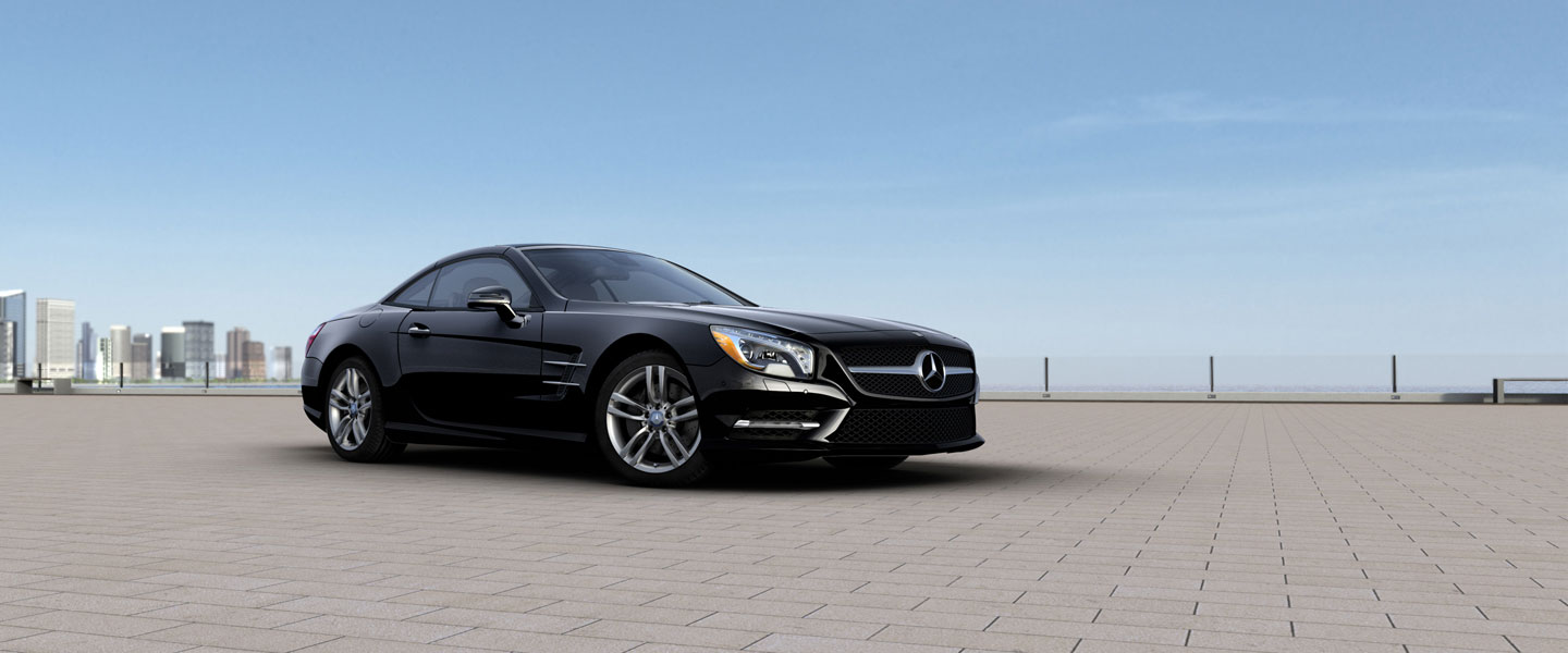 Mercedes Benz 2015 SL CLASS SL550 ROADSTER BACKGROUND BYO D 01