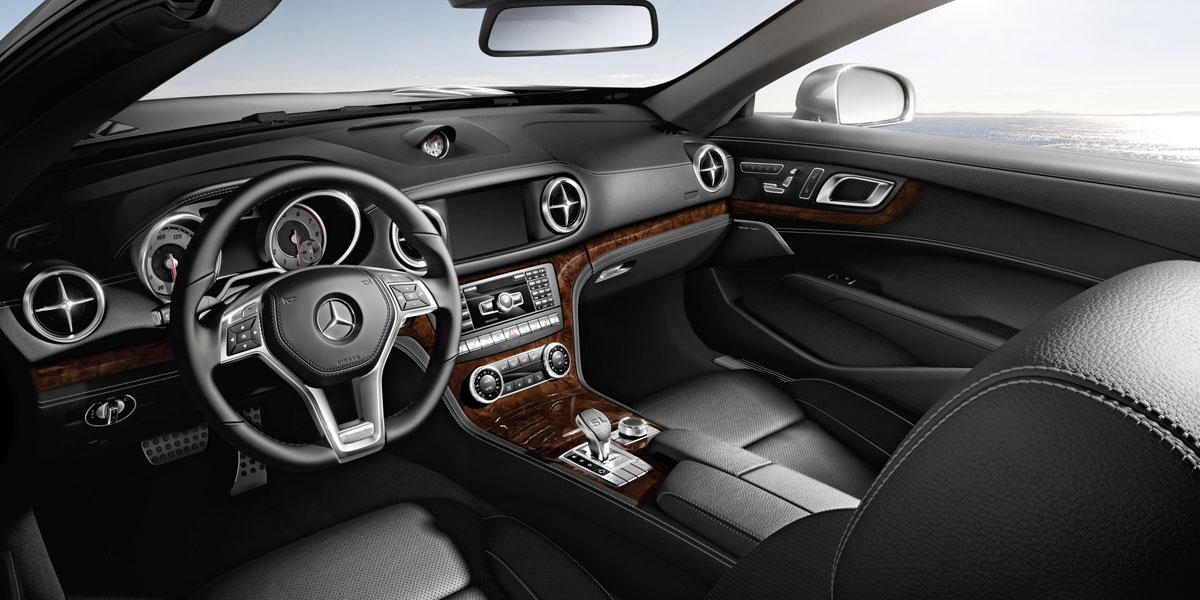 Mercedes Benz 2015 SL CLASS ROADSTER 201 BYO D 01