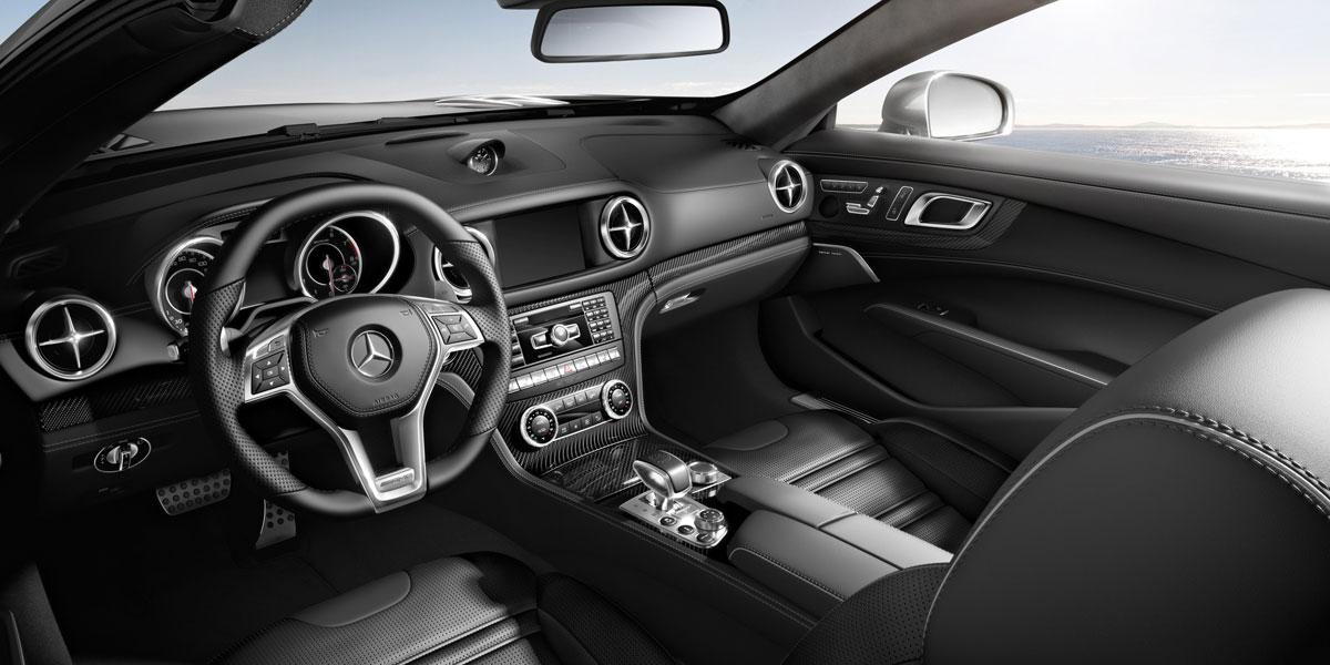 Mercedes Benz 2015 SL CLASS SL63 AMG ROADSTER 801 BYO D 01