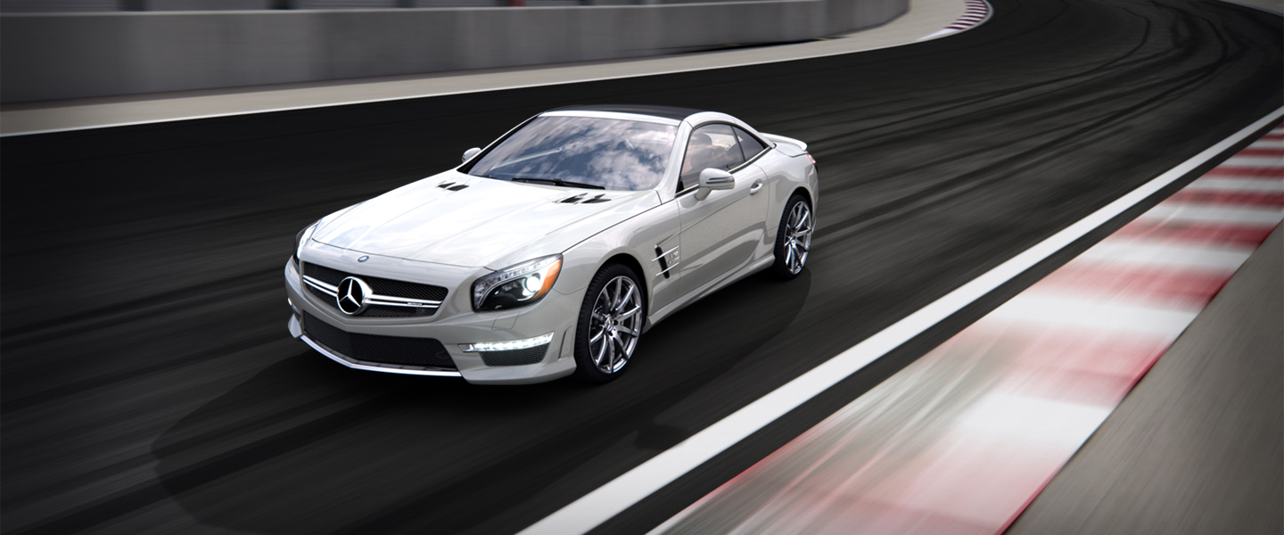 Mercedes Benz 2015 SL CLASS SL65 ROADSTER BACKGROUND BYO D 01