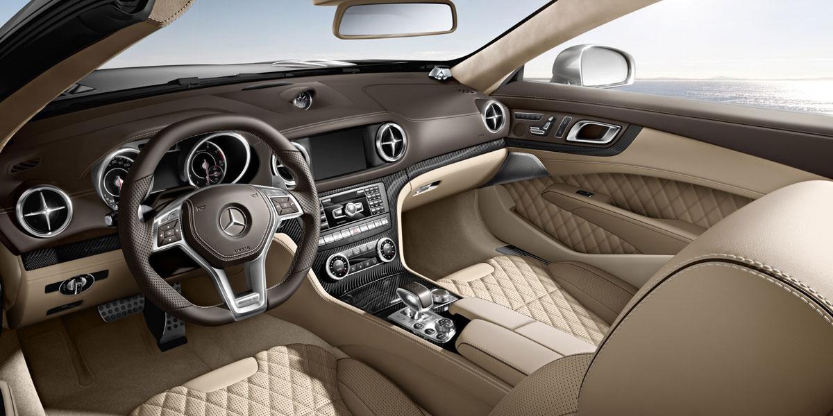 Mercedes Benz 2015 SL CLASS SL65 AMG ROADSTER 505 BYO D 01