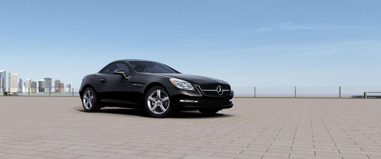 Mercedes Benz 2015 SLK CLASS SLK250 ROADSTER BACKGROUND BYO D 01