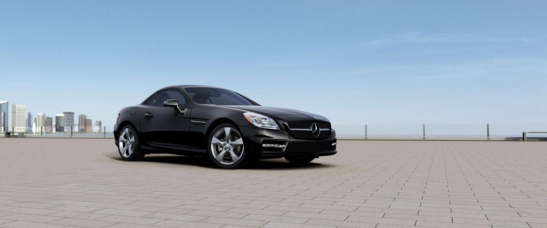 Mercedes Benz 2015 SLK CLASS SLK350 ROADSTER BACKGROUND BYO D 01