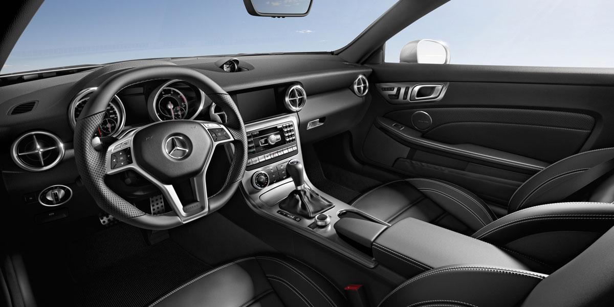 Mercedes Benz 2015 SLK CLASS SLK55 AMG ROADSTER 801 H76 BYO D 01