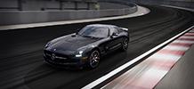 Mercedes Benz 2015 SLS CLASS SLSGTCFE BACKGROUND BTN 01